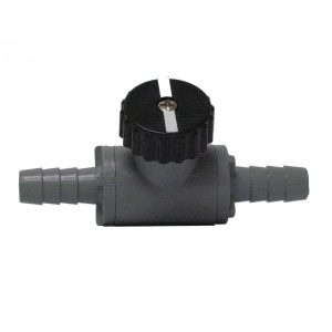 Proactive Low Flow Control Valve