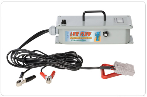 Proactive Low Flow Power Booster 3 Controller with LCD