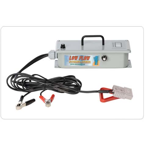 Proactive Low flow Power Booster 3 LCD Controller