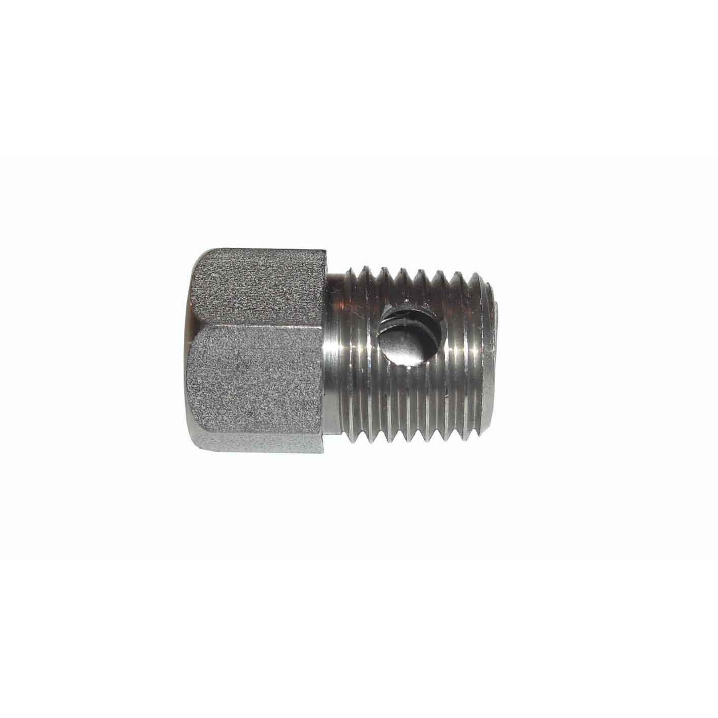 Standard Flow Stainless Steel Foot Valve