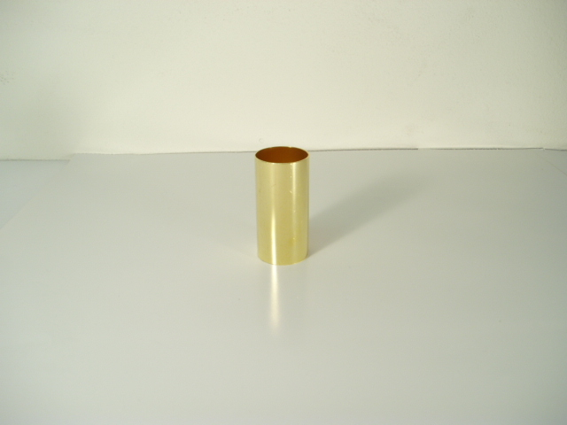 "1.5"" x 3"" Brass Sample Liner"