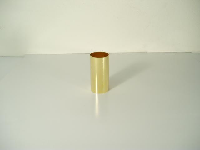 "1.5"" x 3"" Brass Sample Liner"