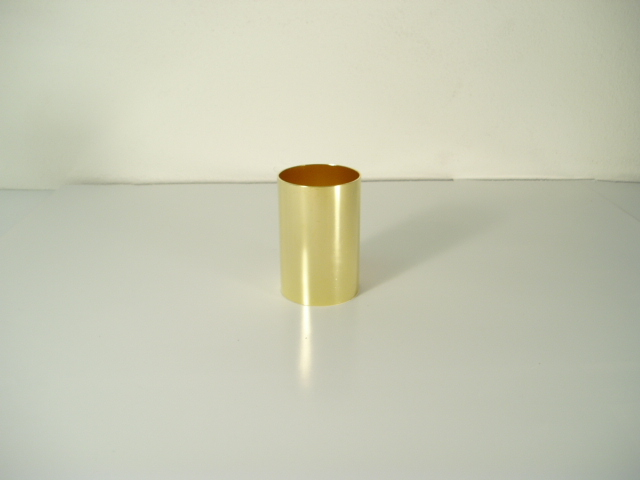 "2"" x 3"" Brass Sample Liners"