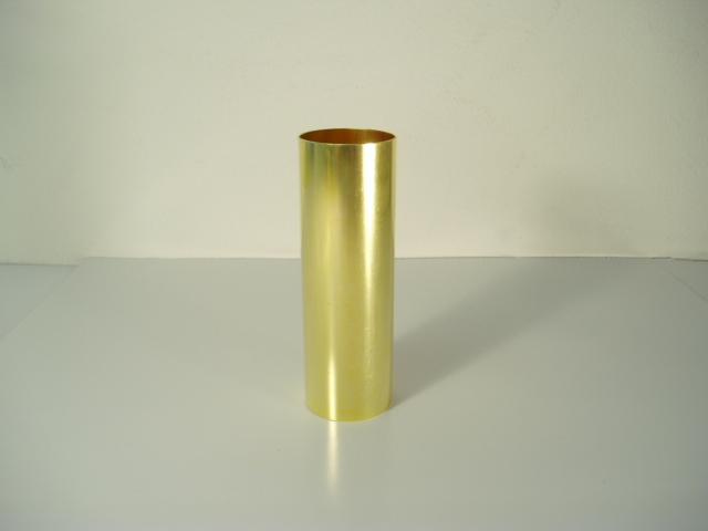 "2"" x 6"" Brass Sample Liner"