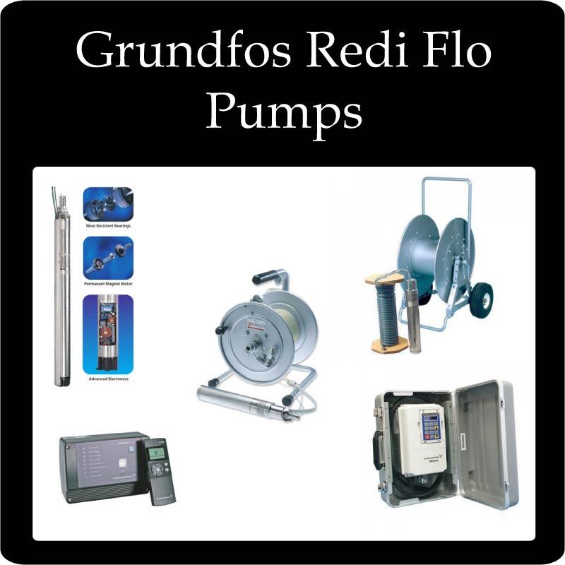 Grundfos Redi Flo Pumps
