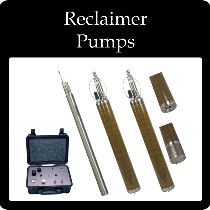 Reclaimer Pumps
