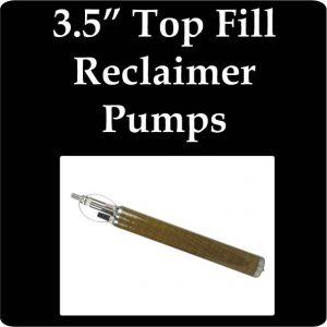 """3.5"""" Top Fill Reclaimer"""