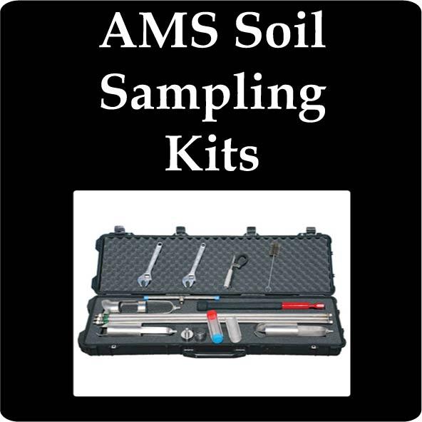AMS Soil Sampling Kits