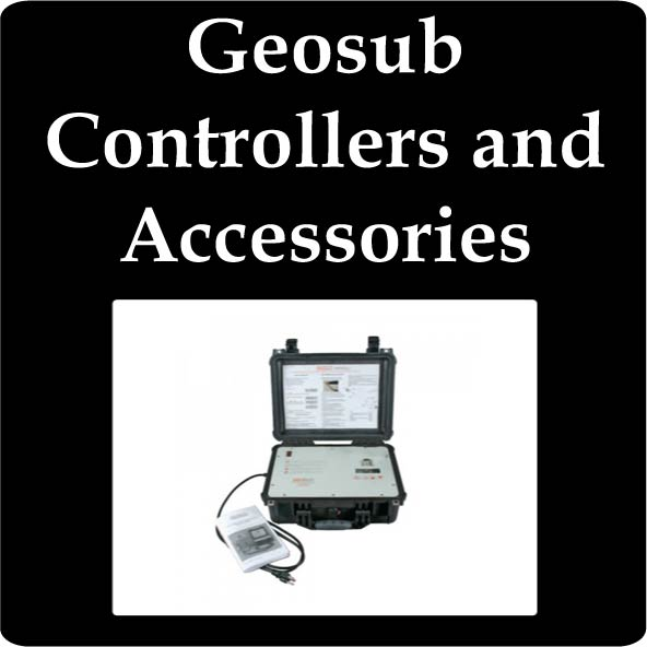 Geosub Controllers and Accessories