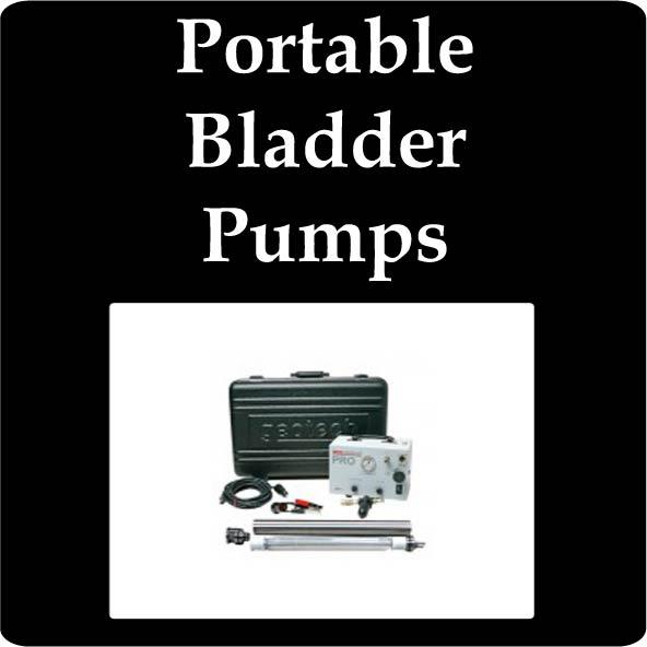 Portable Bladder Pumps