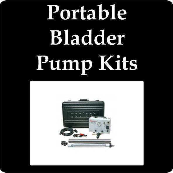 Portable Bladder Pump Kits