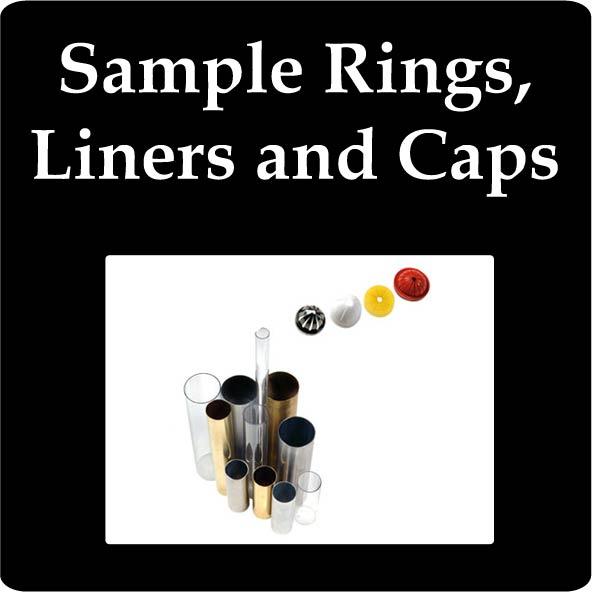 Sample Rings & Liners