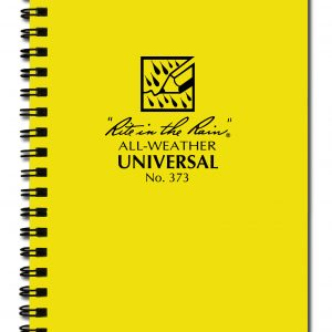 Rite in the Rain Side Spiral Notebook, 4.625-in. x 7-in., Universal Page