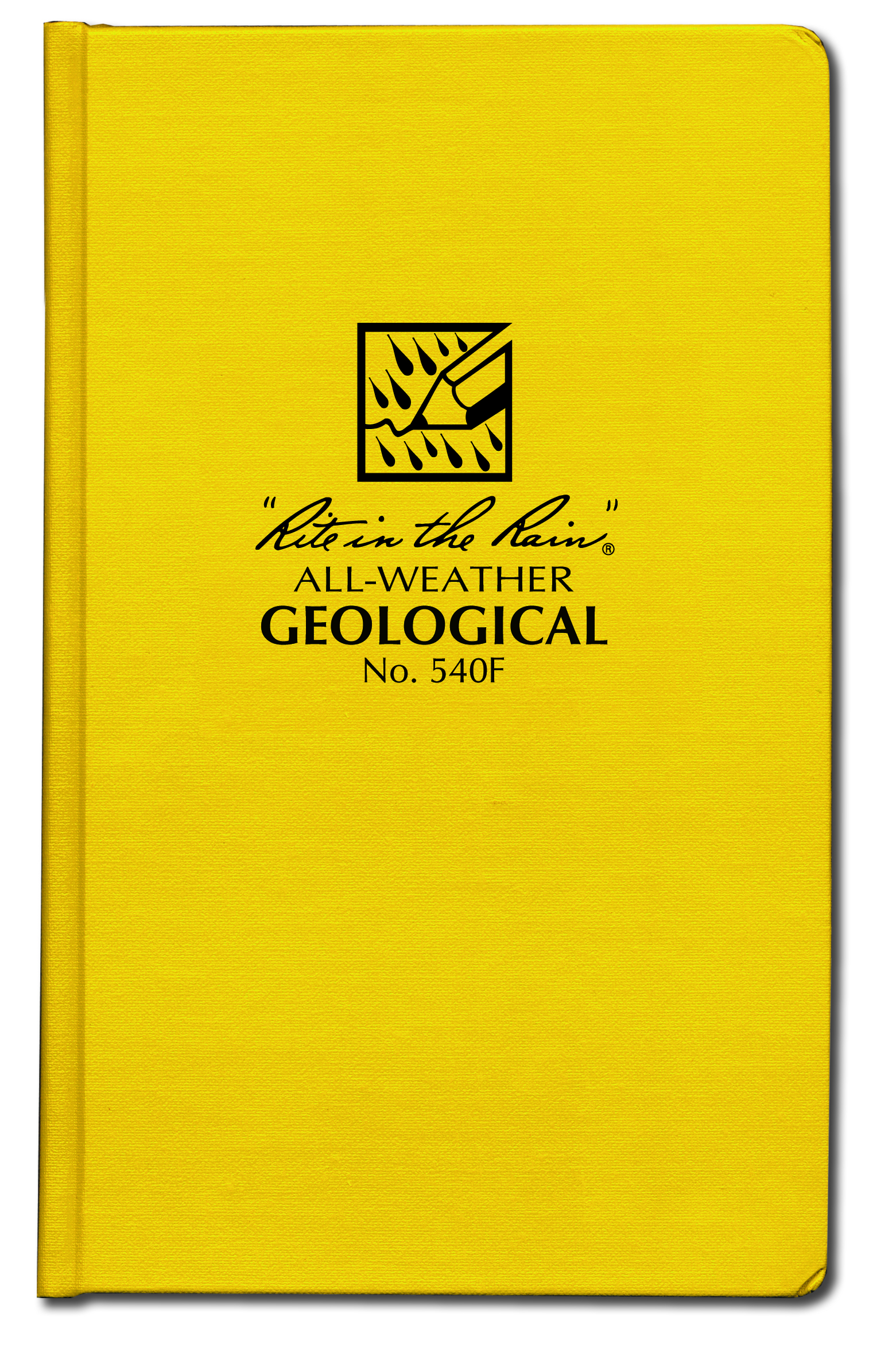 Rite In the Rain Hard Bound Geology Book with Numbered Pages