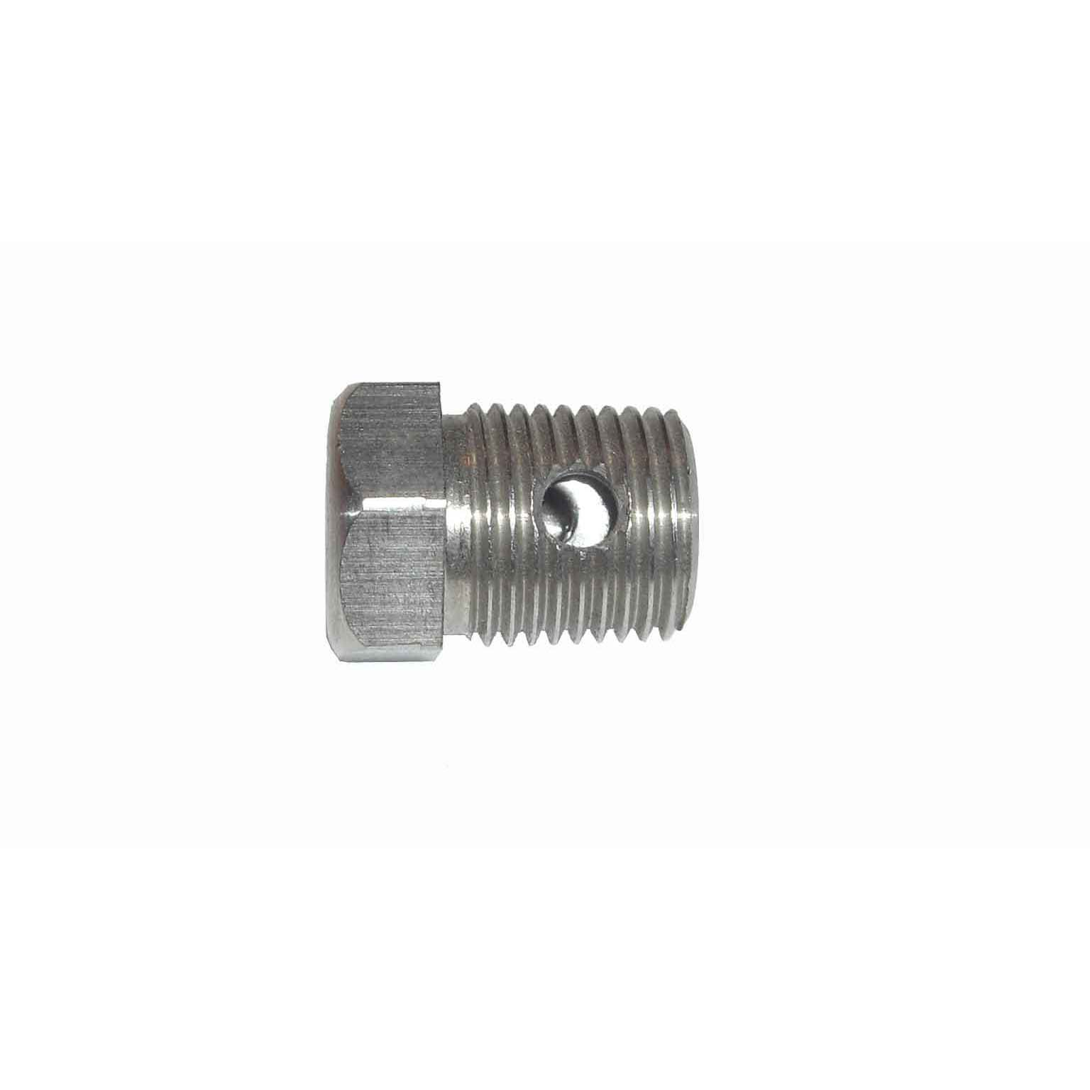 Low Flow Stainless Steel Foot Valve
